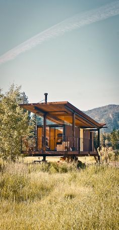 The Rolling Huts: An Architect's Alternative Approach to Camping - Design Milk