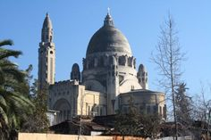 Basilica del urdes Chile