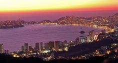 Acapulco, Mexico. Lived there from '89 to 91 at La Torre de Acapulco.