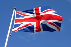 12 April 1606 - The Union Flag became the official flag of Britain