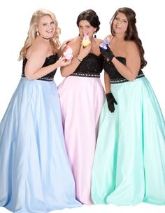 142 Best Plus Size Prom Dresses images in 2019 | Formal dresses, Big ...