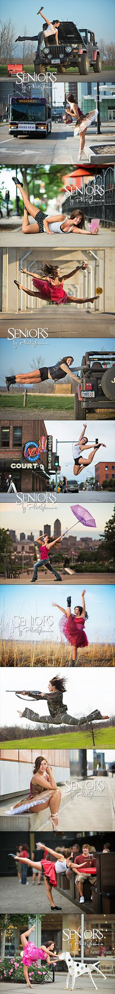 Dance Senior Picture Ideas. The Queen of Lifestyle Dance Senior Pictures Class of 2014 Senior Model Tympest Crawford. In six hours of nothing but dance pictures, she tried just about every crazy idea we could come up with. #danceseniorpictureideas #danceseniorpictures #seniorsbyphotojeania