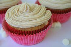 Irish Creamy Cafe Cupcakes | friendshipbreadkitchen.com