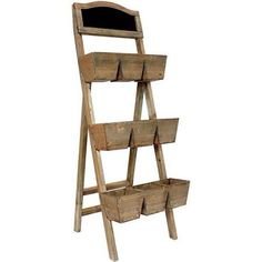 outdoor herb freestanding plant stand - Google Search