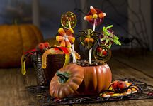 Corn Syrup Free Halloween Lollipops | Imperial Sugar® Recipe