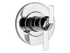 Bathrooms (except master):  TempAssure® Thermostatic Trim : T60050-PC : Sotria : bath : Brizo