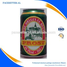 330ml aluminum can for beer/beverage/Csd