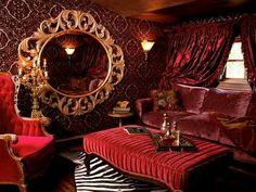 vampire Lestat's living room?