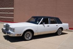47 best lincoln 1985 89 images lincoln town car expensive cars rh pinterest com