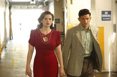 Marvel has released two new clips from Agent Carter season 2 Hayley Atwell, Peggy Carter, Agent Carter Tv Series, Daniel Sousa, Stark Family, Carter Family, And Peggy, New Clip, Jessica Jones