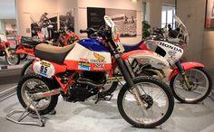 1982 HONDA XR500R Paris-Dakar Rally