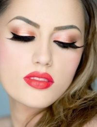 Pretty makeup shnymrsh