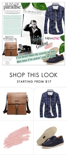 """New Chic"" by ladybug-9 ❤ liked on Polyvore featuring Magdalena, Jane Iredale, men's fashion, menswear, chic, New, polyvoreeditorial, polyvorecontest and newchic"