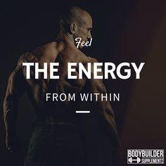 Bodybuilders' Motivation