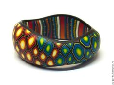 Создаем браслет из полимерной глины - Ярмарка Мастеров - ручная работа, handmade