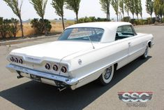 1963 Chevrolet Impala 2 Door Hardtop for sale | Hemmings Motor News