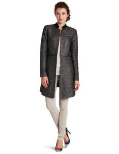 BCBGMAXAZRIA Women's Arelia Woven Jacket BCBGMAXAZRIA. $157.28. Dry Clean Only. Made in China. Side zipper details. Classic fit. 73% Polyester/14% Metallic/13% Cotton