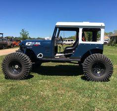 #turbojeep #postaljeep #rockcrawler #maxxistires #lsjeep #lsx #artecindustries #advancedadapters Jeep Wrangler Lifted, Jeep Cj, Jeep Truck, Lifted Jeeps, Jeep Wranglers, Nissan Trucks, Chevrolet Trucks, Jeep Willis, 1999 Jeep Grand Cherokee