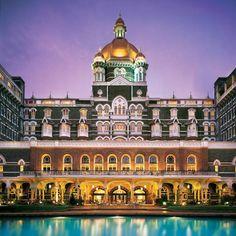 Taj Mahal Palace Hotel (1000 Places) - Mumbai, Maharashtra, India