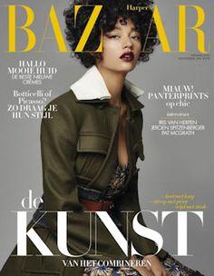 5x Harper's Bazaar € 25,-: Harper's Bazaar is het toonaangevende fashion magazine met alles over mode, beauty, cultuur, reizen en werk. Neem nu een abonnement op de Nederlandstalige editie!