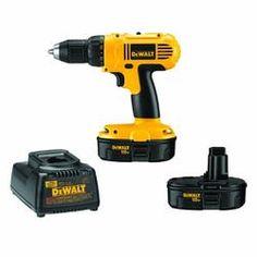 DEWALT 18-Volt Drill and Driver Kit