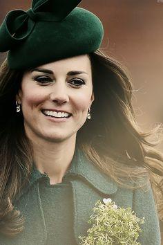 Duchess of Cambridge March 17, 2014