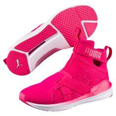 Puma Fierce Strap Flocking Women s Training Shoes Pretty Shoes, Cute Shoes, Sneakers Fashion, Fashion Shoes, Women's Fashion, Womens Training Shoes, Training Sneakers, Cute Womens Shoes, Shoe Wardrobe