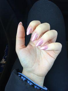 orange purple ombre gel nails