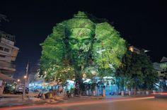 3D Street Light Art | Streets United Blog