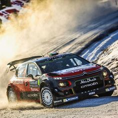 @craigbreen__ and Scott Martin finished fifth in their @citroen C3 #WRC, meeting the target set for them at this year's #RallySweden. Meanwhile, @krismeeke and Paul Nagle put their first points on the board in finishing fourth in the Power Stage, whilst also ensuring both Citroën Total Abu Dhabi WRT cars scored points in the Manufacturers' championship. Last but not least, Stéphane Lefebvre and Gabin Moreau concluded a promising weekend in eighth place.