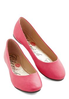 Are you wearing pink today? #PinkFlats