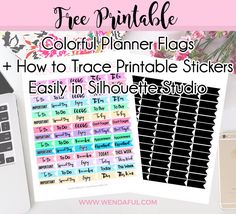 Planner Stickers | Wendaful