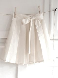 White Skirt #HelloWhite