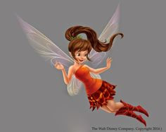 The Art Of Disney Fairies : Photo