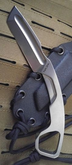 Extrema Ratio Knives NK3 Neck Fixed Blade Knife