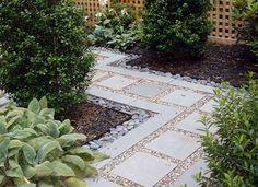 great pathway in this Asian styled garden © 2012 Green Room Landscape Designs, LLC Garden Paths, Garden Landscaping, Landscaping Ideas, Landscape Designs, Landscape Architecture, Outdoor Ideas, Backyard Ideas, Outdoor Decor, Garden Ideas