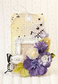 Scrap story ...: Tags for Prima