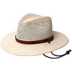 #Stetson Airway Panama Straw Hat