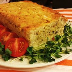 #Vegetarian #Tofu #Loaf. Delicious Tofu Loaf Even Meat Eaters Will Love!