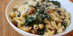 Pasta with Kale and Turkey Sausage | BeachbodyBlog.com