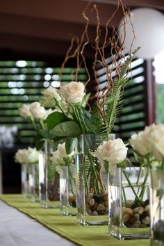 Wedding / Event Table Centrepiece Decorations & Inspiration  Event Styling Crew can create a similar look for your Wedding or Event - www.eventstylingcrew.com.au  Image sourced from Pinterest.