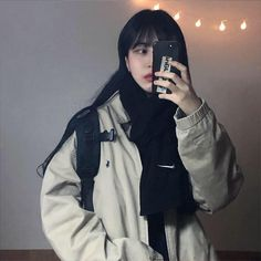 Yellow Raincoat, Material Girls, Best Face Products, Ulzzang Girl, Korean Fashion, Asian Girl, Winter Outfits, Rain Jacket, Clothes