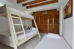 Habitación con camarote en Apartamento 403  para alquolar en varias temporadas