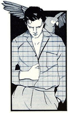 Patrick Nagel - Playboy Illustration