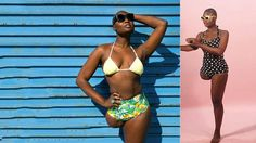 Haitian Amputee Mama Cax Pushes For Inclusivity in Fashion: Instagram is using its massive social following to promote models of all shapes, sizes, and abilities as part of its campaign #RunwayForAll.