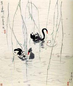 Wu Guanzhong 吴冠中