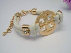 Tory Burch bracelet from LuLu's Bags @ http://www.facebook.com/Lulusbags