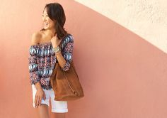 Stitch Fix: Off the Shoulder Trend