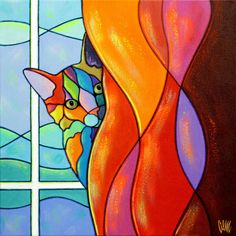 My Curtain Call by AEMgallery on Etsy