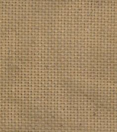 Utility Fabric- Burlap Basket Weave, , hi-res